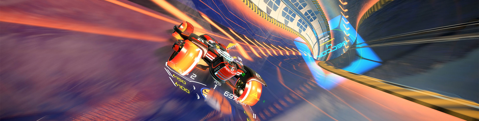 22 Racing Series - Real-Time Gameplay Image
